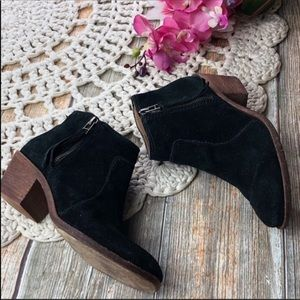 Madewell 6.5 Suede Leather Boots F5076